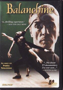 画像1: 中古DVD/Balanchine バランシン(輸入版)