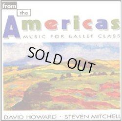 画像1: 中古レッスンCD/from the Americas MUSIC FOR BALLET CLASS(スティーブン・ミッチェル)