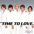 中古CD/AQUA5 「TIME TO LOVE」(通常版)