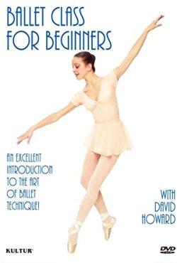 画像1: 中古レッスンDVD/Ballet Class for Beginners(デヴィッド・ハワード監修)
